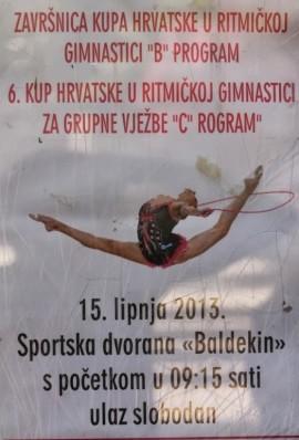završnicakupa hrvatske b prog – šibenik