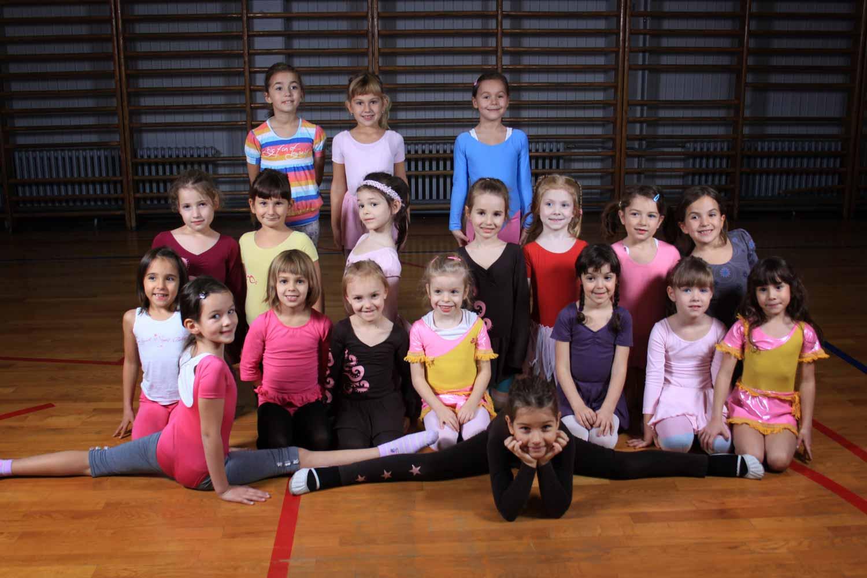 Klub Ritmicke Gimnastike Zagreb Os Veceslava Holjevca Klub