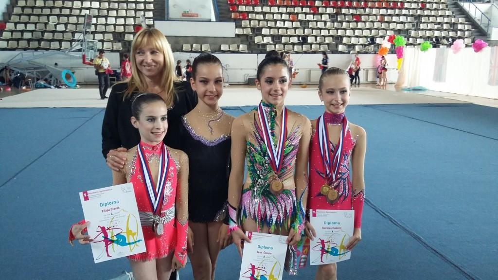 Beograd 06.mj.2015. cure s trenericom